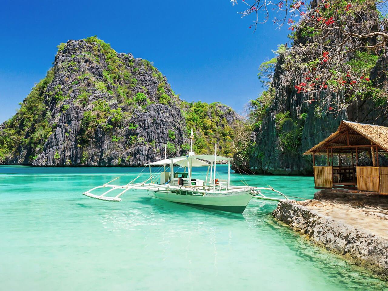 Bluesky - destinatie Filipine Boracay