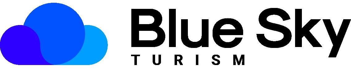 BLue Sky Turism Logo